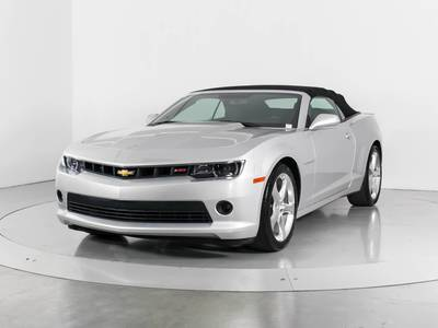 Used CHEVROLET CAMARO 2015 WEST PALM 2LT