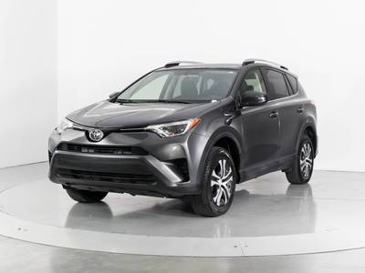 Used TOYOTA RAV4 2016 WEST PALM LE