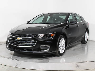 Used CHEVROLET MALIBU 2018 WEST PALM Lt 1lt