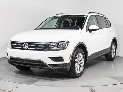 Used VOLKSWAGEN TIGUAN 2018 WEST PALM S