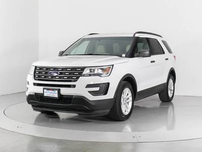 Used FORD EXPLORER 2017 WEST PALM