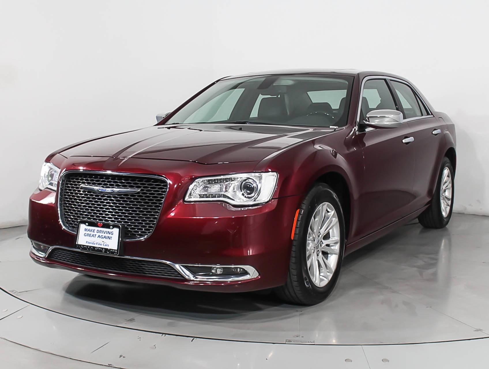 Used 2017 Chrysler 300 C Sedan For In Miami Fl 99201 Florida Fine Cars