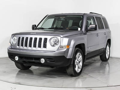 Used JEEP PATRIOT 2016 MIAMI Latitude 4x4