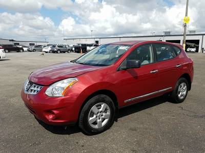 Used NISSAN ROGUE 2013 MIAMI S