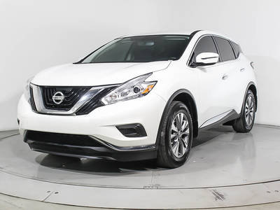 Used NISSAN MURANO 2016 MARGATE S