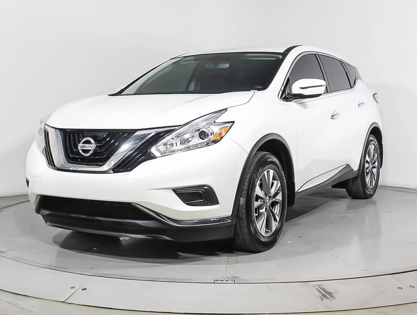 Used 2016 Nissan Murano S Suv For In Margate Fl 99246 Florida Fine Cars