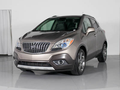 Used BUICK ENCORE 2013 HOLLYWOOD LEATHER