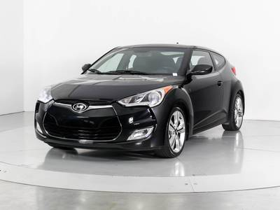 Used HYUNDAI VELOSTER 2016 WEST PALM