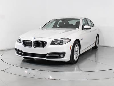 Used BMW 5-SERIES 2015 WEST PALM 528I XDRIVE