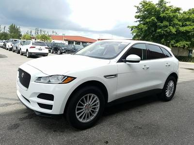 Used JAGUAR F-PACE 2018 WEST PALM 25t
