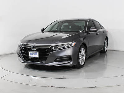 Used HONDA ACCORD 2018 HOLLYWOOD LX