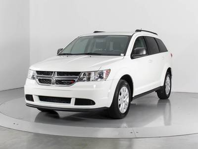 Used DODGE JOURNEY 2015 WEST PALM SE