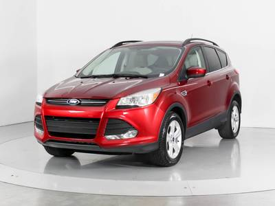 Used FORD ESCAPE 2014 MIAMI Se Ecoboost