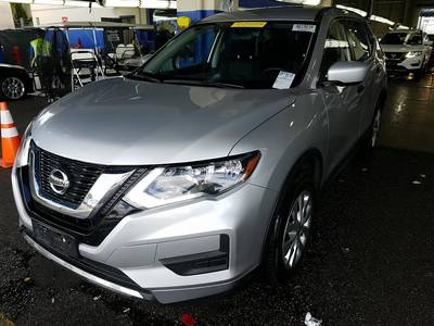 Used NISSAN ROGUE 2017 MIAMI S Awd