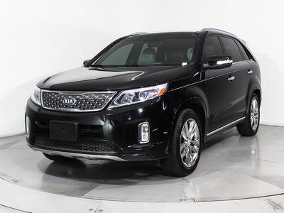Used KIA SORENTO 2014 MIAMI Sx Limited V6