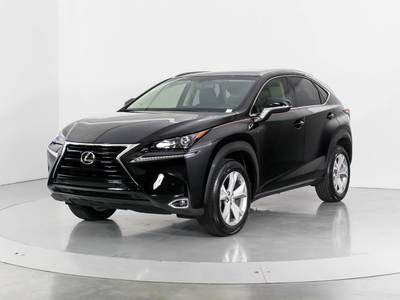 Used LEXUS NX-200T 2017 WEST PALM