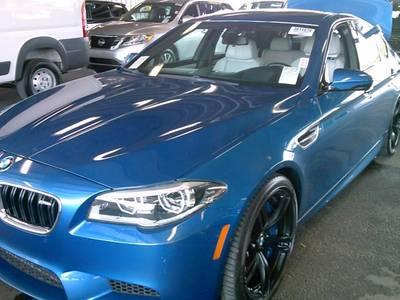 Used BMW M5 2016 WEST PALM