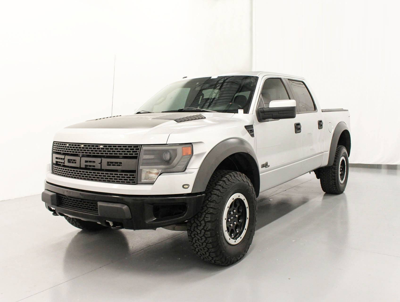 Used Ford 4x4 Trucks For Sale >> Used 2014 Ford F 150 Svt Raptor 4x4 Truck For Sale In Miami