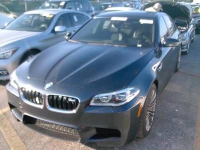 Used BMW M5 2015 WEST PALM