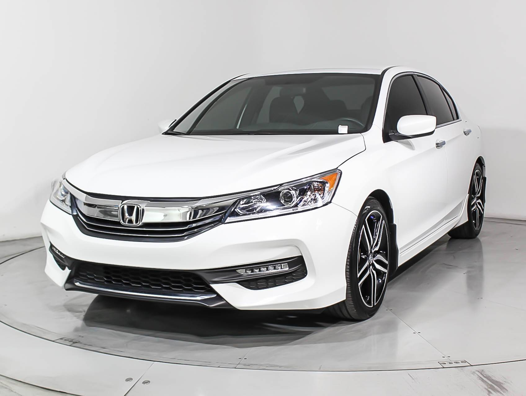 2016 Honda Accord Sport For Sale >> Used 2016 Honda Accord Sport Sedan For Sale In West Palm Fl 99446