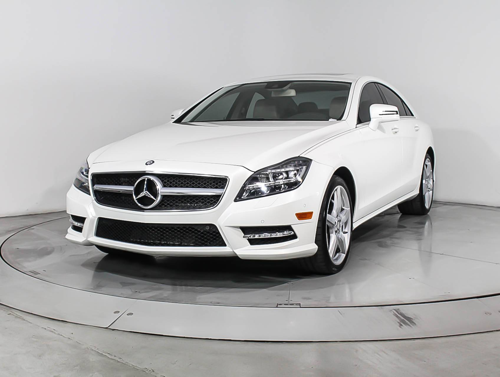Used 2014 MERCEDES-BENZ CLS CLASS CLS550 Sedan for sale in MIAMI, FL