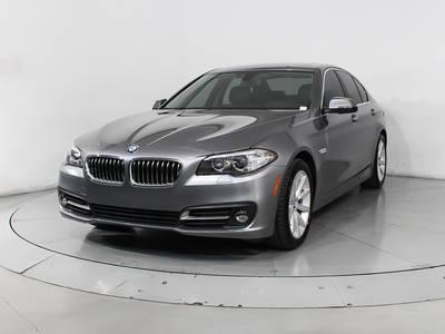 Used BMW 5-SERIES 2015 MIAMI 535I