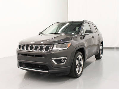 Used JEEP COMPASS 2018 MARGATE LIMITED