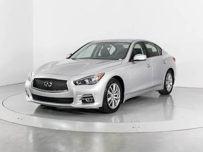 Used INFINITI Q50 2015 WEST PALM