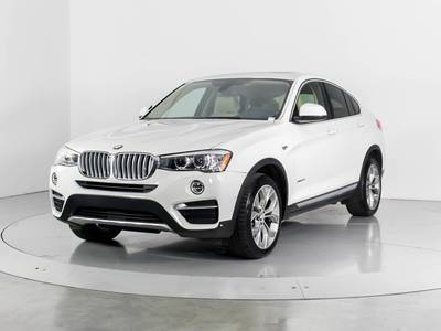 Used BMW X4 2016 WEST PALM XDRIVE28I