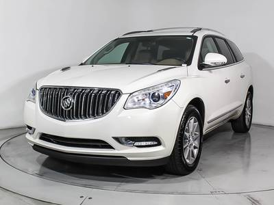 Used BUICK ENCLAVE 2015 MIAMI LEATHER