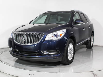Used BUICK ENCLAVE 2015 HOLLYWOOD CONVENIENCE