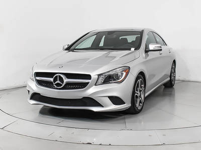 Used MERCEDES-BENZ CLA-CLASS 2014 HOLLYWOOD CLA250