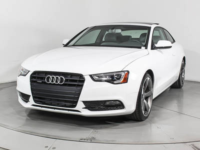 Used AUDI A5 2014 MIAMI Premium Plus Quattro