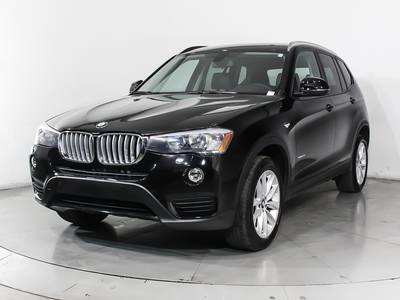 Used BMW X3 2017 HOLLYWOOD SDRIVE28I
