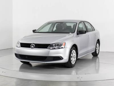 Used VOLKSWAGEN JETTA 2014 WEST PALM S