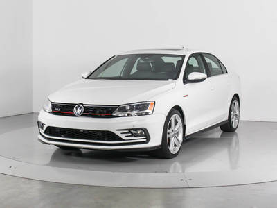 Used VOLKSWAGEN JETTA 2016 WEST PALM GLI SE