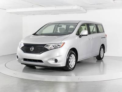 Used NISSAN QUEST 2016 WEST PALM S