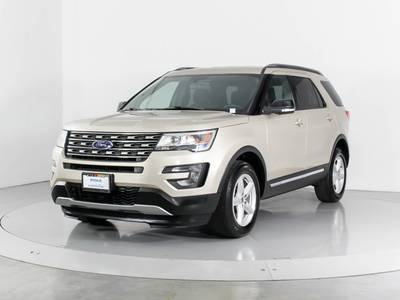 Used FORD EXPLORER 2017 WEST PALM Xlt 4x4