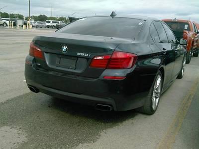 Used BMW 5-SERIES 2013 WEST PALM 550i Msport