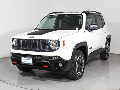Used JEEP RENEGADE 2017 MIAMI Trailhawk 4x4