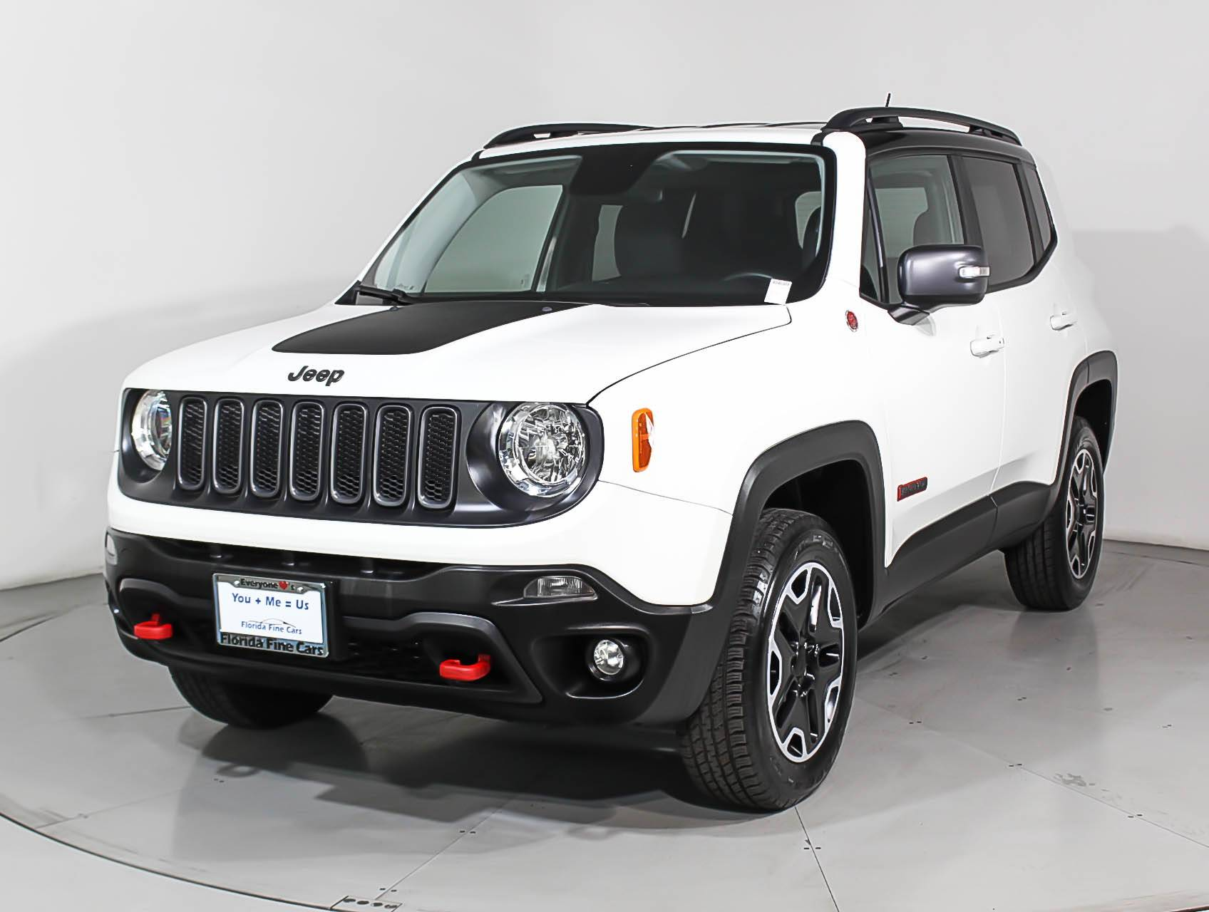Jeep Renegade Trailhawk 2017 For Sale
