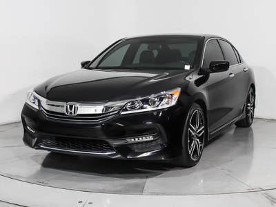 Used HONDA ACCORD 2016 MARGATE SPORT