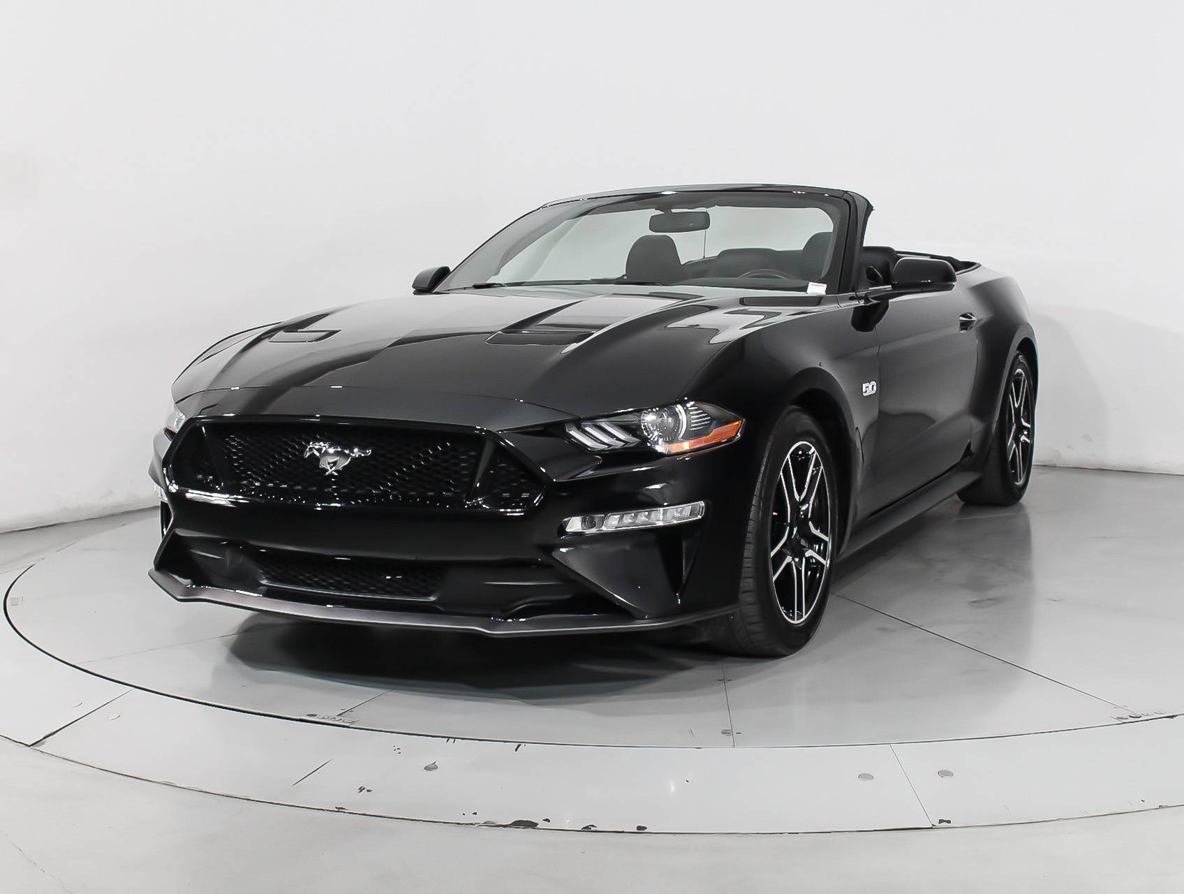 Used 2018 ford mustang gt premium convertible for sale in miami fl