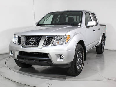 Used NISSAN FRONTIER 2018 MIAMI Pro-4x