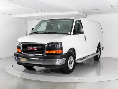 Used GMC SAVANA 2017 WEST PALM G2500