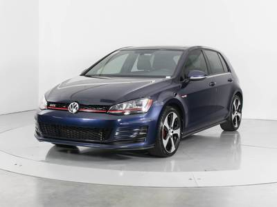 Used VOLKSWAGEN GTI 2016 WEST PALM Se