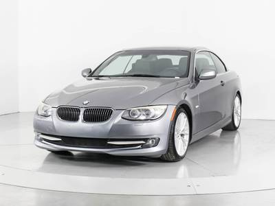Used BMW 3-SERIES 2011 WEST PALM 335I