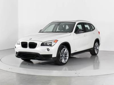 Used BMW X1 2013 WEST PALM Xdrive28i Sport
