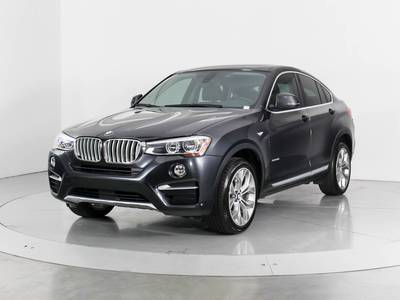 Used BMW X4 2016 MIAMI Xdrive35i Sport