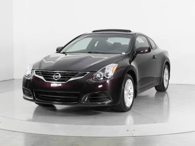 Used NISSAN ALTIMA 2011 WEST PALM 2.5 S